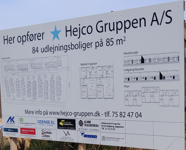 Nybyggeri boliger Amaliehaven elektriker i Odense - ODENSE EL din lokale elektriker
