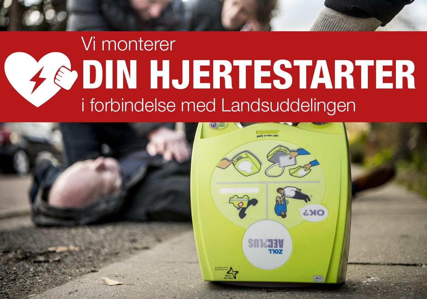 Din lokale elektriker og el-installatør Hjertestarterkampagnen ODENSE EL ring 65905510