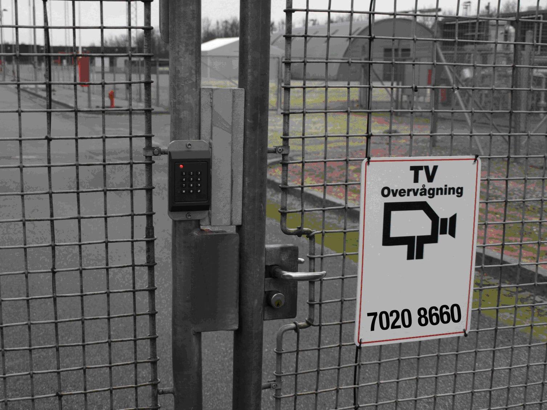 Sikring og overvågning kontakt din lokale elektriker ODENSE EL ring 65905510