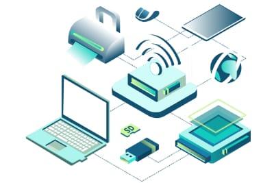 Wifi, trådløst netværk din lokale elektriker ODENSE EL ring 65905510