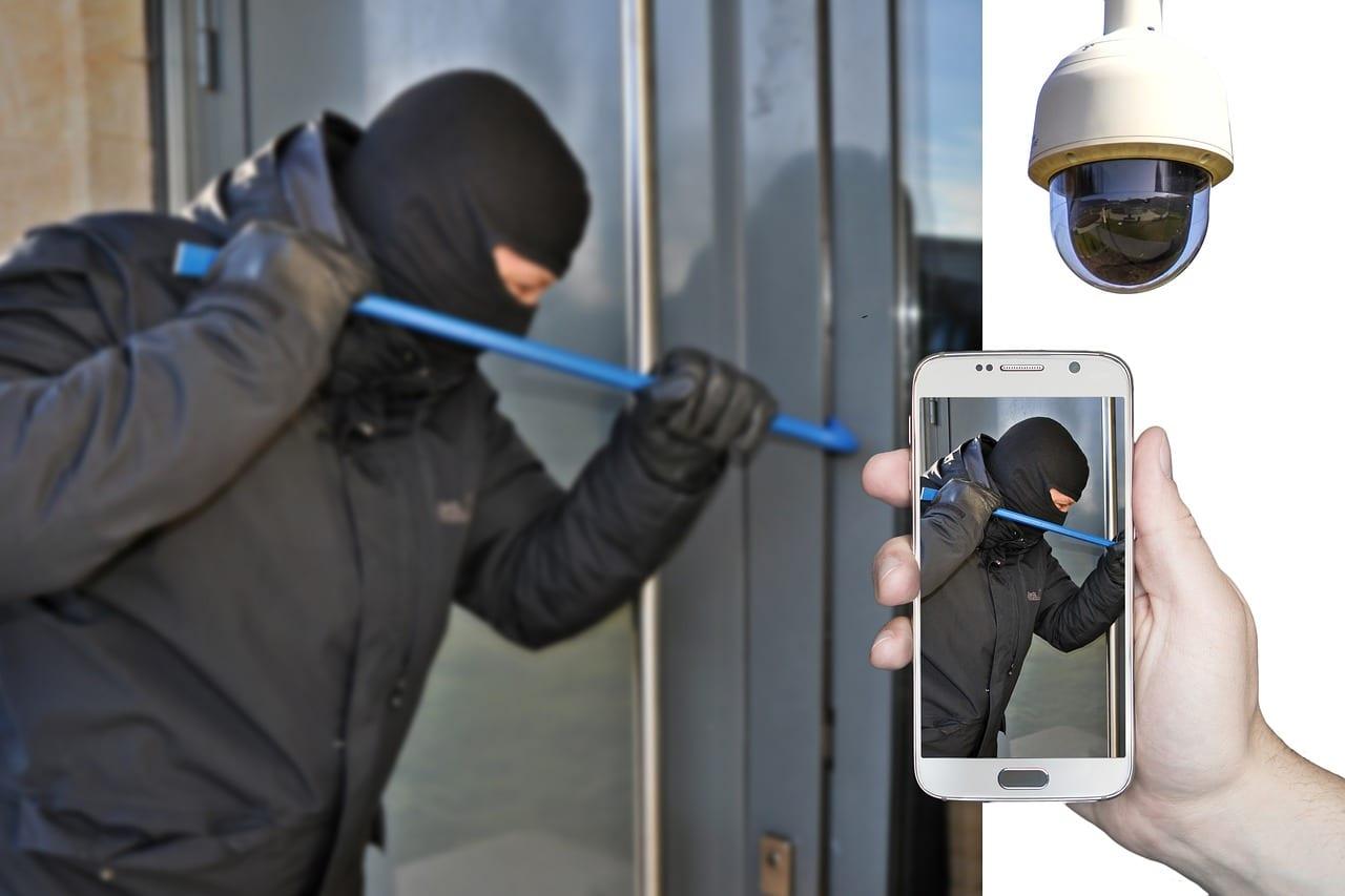 Tyverialarm din sikkerhed i hjemmet kontakt ODENSE EL på 65905510