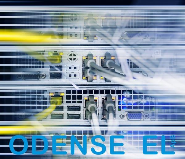 Opsætning af netværk løser ODENSE EL kontakt os ☎ 65905510