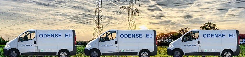 Bestil elektriker hos ODENSE EL ApS